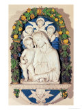 Virgin and Child Giclee Print by Andrea Della Robbia