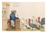 Caricature of the Assembly of Notables, 22nd February 1787 Giclee Print