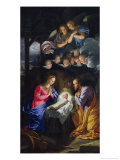 Nativity Giclee Print by Philippe De Champaigne