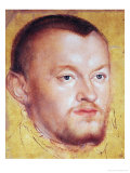 Portrait of Augustus I Elector of Saxony Giclee Print by Lucas Cranach the Younger