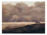 The Storm Giclee Print by Pierre Henri de Valenciennes