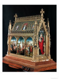 The Reliquary of St. Ursula, 1489 Giclee Print by Hans Memling