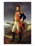 Jean-De-Dieu Soult Duke of Dalmatia, 1856 Giclee Print by Louis Henri De Rudder