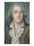 Francois-Rene Vicomte de Chateaubriand French Writer of Romantic Leanings, Giclee Print