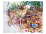 Laerte the Greyhound, 1894 Giclee Print by Berthe Morisot