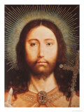 Cristo Salvator Mundi Giclee Print by Quentin Metsys