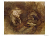 Maternity Giclee Print by Eugene Carriere