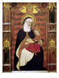 St. Anne and the Virgin Giclee Print by Ramon Destorrents