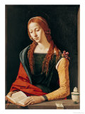 St. Mary Magdalene, 1500-10 Giclee Print by  Piero di Cosimo