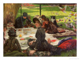 The Picnic, circa 1881-2 Giclee Print by James Tissot