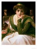 Desdemona Giclée-Druck von Frederick Leighton