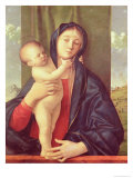 Virgin and Child, circa 1487 Giclee Print by Giovanni Bellini