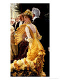 The Ball, circa 1878 Giclee Print by James Tissot