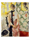 Portrait of Nel Wouters 1912 Giclee Print by Rik Wouters