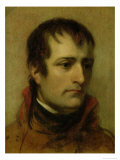 Napoleon Bonaparte First Consul, 1802 Giclee Print by Thomas Phillips