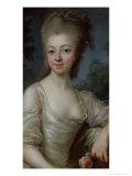 Portrait of a Young Girl, 1775 Giclée-Druck von Elisabeth Louise Vigee-LeBrun