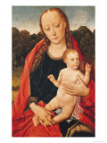 Virgin and Child Giclee Print by Dieric Bouts