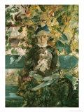 Portrait of Adele Tapie de Celeyran 1882 Giclee Print by Henri de Toulouse-Lautrec