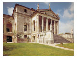 View of the Facade, circa 1566-67 Giclee Print by Andrea Palladio