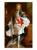 The Duke of Marlborough in Garter Robes Giclee Print by Godfrey Kneller