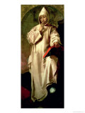 St. Bruno Giclee Print by Francisco Ribalta