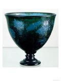 """Crystal Cup, """"Par Une Telle Nuit"""", 1894 Giclee Print by Émile Gallé"""