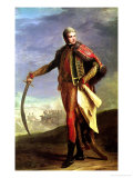 Portrait of Jean Lannes Duke of Montebello, 1805-10 Giclee Print by Jean Charles Nicaise Perrin