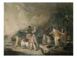 The Slave Trade, 1835 Giclee Print by George Morland