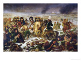 Napoleon on the Battle Field of Eylau, 9th February 1807, 1808 Premium Giclee Print by Baron Antoine Jean Gros