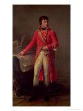 Napoleon Bonaparte First Consul, 1802 Giclee Print by Baron Antoine Jean Gros