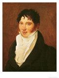Portrait of Antoine Jerome Balard Giclee Print by Baron Antoine Jean Gros