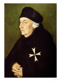 Knight of the Order of Malta, 1534 Giclee Print by Hans Baldung Grien