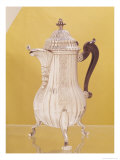 Small Coffee Pot Giclee Print by Namur & Wodon