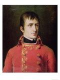 Napoleon Bonaparte 1796 Giclee Print by Robert Lefevre