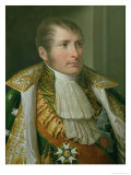 Portrait of Prince Eugene de Beauharnais Viceroy of Italy and Duke of Leuchtenberg, 1810 Premium Giclee Print by Andrea Appiani