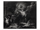 Laemedon Punished by Apollo and Poseidon, 1707 Giclee Print by Pierre Dulin
