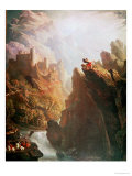 The Bard Giclee Print by John Martin