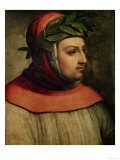 Petrarch, Giclee Print