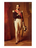 Leopold I circa 1846 Giclee Print by Franz Xavier Winterhalter