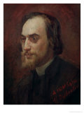 Erik Satie Giclee Print by Marcellin Gilbert Desboutin