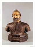 Bust of Henri IV Giclee Print by Michel Bourdin