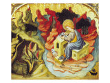 St. John on Patmos, Giclee Printt