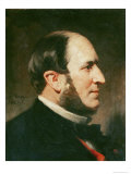 Baron Georges Eugene Haussmann 1867 Giclee Print by Adolphe Yvon