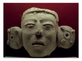 Mask, 500-900 AD Giclee Print by Mayan