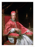 Portrait of Pope Clement IX Giclee Print by Carlo Maratti