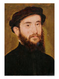 Portrait of an Unknown Man Giclee Print by Claude Corneille de Lyon
