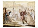 Le Petit Coblentz Giclee Print by Jean-Baptiste Isabey