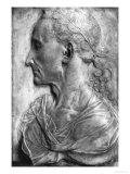 Portrait of Julius Caesar Giclee Print by  Donatello