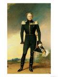 Portrait of Emperor Alexander I 1825 Giclee Print by George Dawe