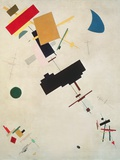 Suprematist Composition No.56, 1916 Gicle-tryk af Kasimir Malevich